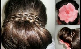 How To: Girly Prom Updo