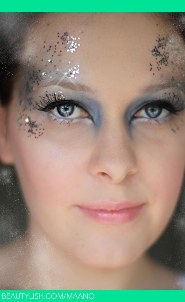 Winter Fairy MakeUp ♥ 3 | Marjo H.'s (Maano) Photo ...