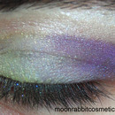 Ginyū Tokusentai EOTD with Moon Rabbit Cosmetics