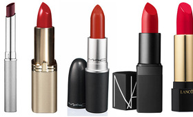 Must-Have Cult Product: The Perfect Red Lipstick