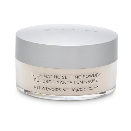 Cover Fx Illuminating Setting Powder Light Beautylish