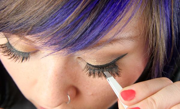 daf1a449116 Learn to Apply Any Faux Lash Like a Pro! | Beautylish