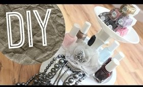 EASY DIY: Nail Polish Display!