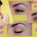 New Bourjois collection. My inspiration for spring make up.