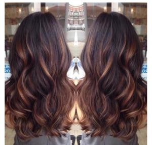 Caramel Or Light Brown Highlights Beautylish