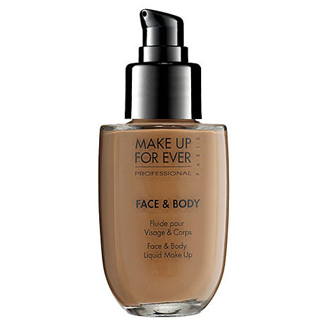 MAKE UP FOR EVER Face U0026 Body Liquid Makeup Honey Beige 34 | Beautylish
