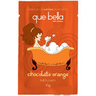 Que Bella Chocolate Orange Foaming Bath Syrup