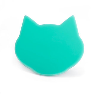 Regular Teal Purr-fect Paw