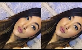 QUICK AND EASY EVERYDAY MAKEUP - GRWM