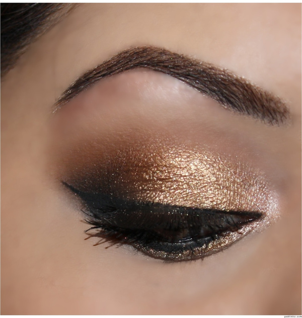 Half Baked Urban Decay Naked Pallete Look 2 Yumna M S
