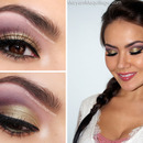 """Spring Fling"" Romantic Makeup"