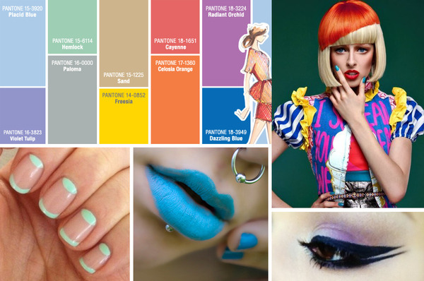 See How Our Community Rocks the Top Colors of Spring 2014