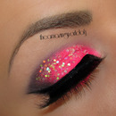 Extreme Pink & Glitter