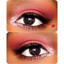 Red/Burgandy Smokey Eye 3