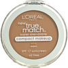 L'Oréal True Match Super-Blendable Compact Makeup SPF 17 Natural Beige