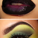 Witchy Eyes & Lips