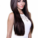Instant length & volume with Axia Hair Extensions