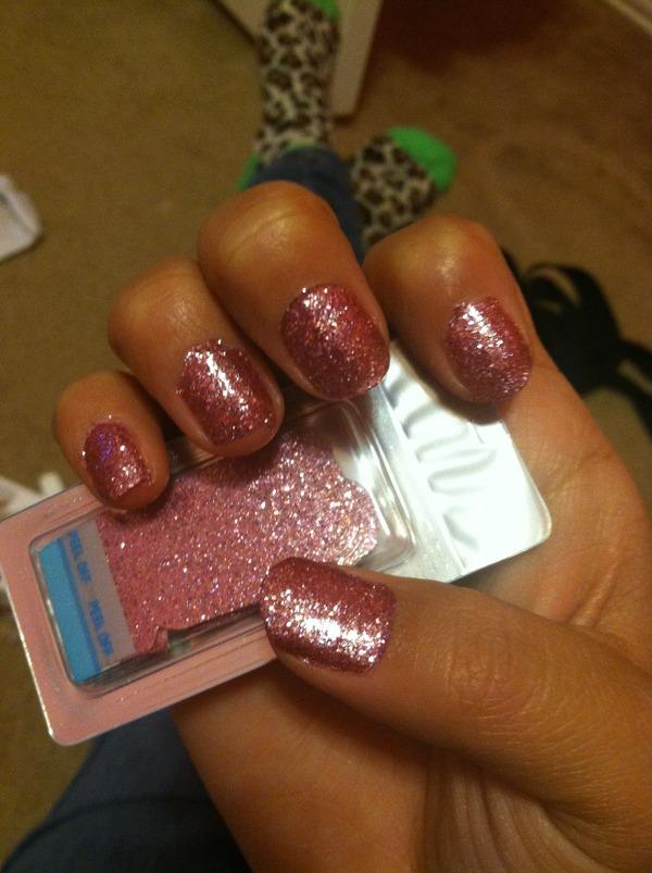 5 Star Ford >> stick on nail polish   Katherine R.'s Photo   Beautylish