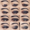как красиво накрасить глаза тенями пошаговая инструкцияКак накрасить глаза тенями...