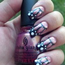 Butterfly Wing Manicure