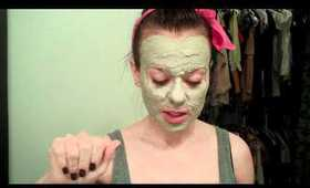 Gloss + Dirt Blog: Make Your Own Facial Mask!