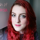 face of the day : Splash of Fuchsia !