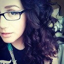 Glasses and curls