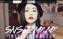 Girls' Generation 소녀시대 Mr.Mr. Inspired Makeup ♥