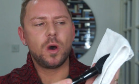 How to Care for Your Wayne Goss, The Collection Brushes (According To Wayne!)