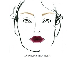 New York Fashion Week, Fall 2011: MAC at Carolina Herrera