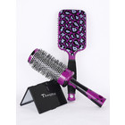 Ti Creative Styling Purple Leopard Flair