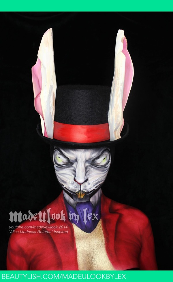 Alice Madness Returns White Rabbit Alice Madness Returns by