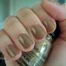 China Glaze Fast Track Nail Polish