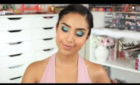 Under the Sea Summertime Makeup Tutorial