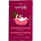 Que Bella Chocolate and Raspberry Bath Elixir