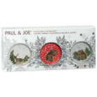 Paul & Joe Beaute Eye Color and Lip Balm Set