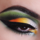 Colourful Eye