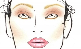 Paris Fashion Week, Fall 2011: MAC at Giambattista Valli