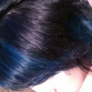 My Blue Hair