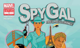 Benefit's SpyGal Comic Fights Crime—and Pores!