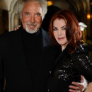 Sir Tom Jones & Priscilla Presley