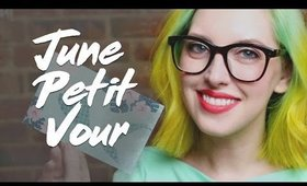 JUNE PETIT VOUR | HOW TO BE FANCY