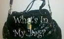 Tag: What's In My Bag?