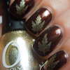 Golden Leaf Mani