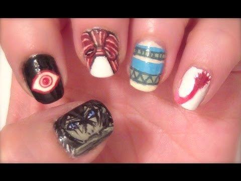 Fandom friday noragami anime nail art may s video fandom friday noragami anime nail art prinsesfo Gallery