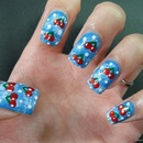 Winterberry Nails