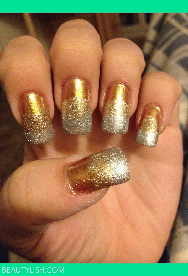 Holiday Nails Ashley S S Photo Beautylish