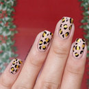 Leopard Twin Nails w/ Katrice P.