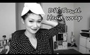 DIY: Towel Head Wrap