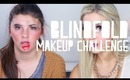 ♡ Blindfold Makeup Challenge ft Jamie's World | Jamie Curry ♡